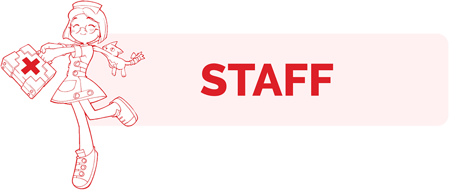Staff information page header
